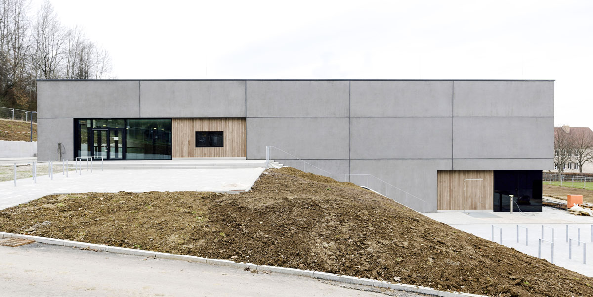Herbert Hussmann Architekten Schönberghale Pfullingen