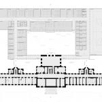 Herbert Hussmann Architekten Erweiterung Markgräfin-Wilhelmine-Gymnasium Schule Grundriss